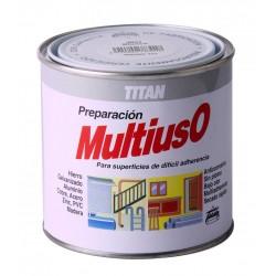 PINTURA PREPARACIÓN MULTIUSO 1/2L BLANCO TITAN