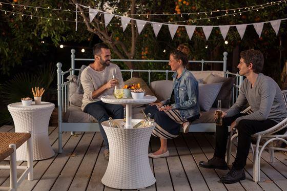Accesorios de exterior imprescindibles para el jardín en verano