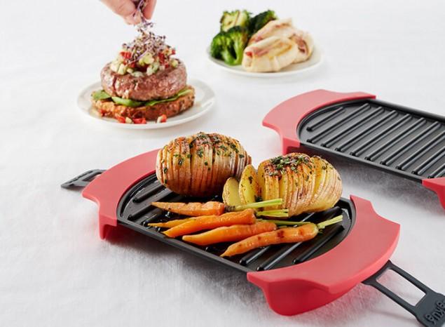 Microwave Grill ¡La parrilla en el microondas!