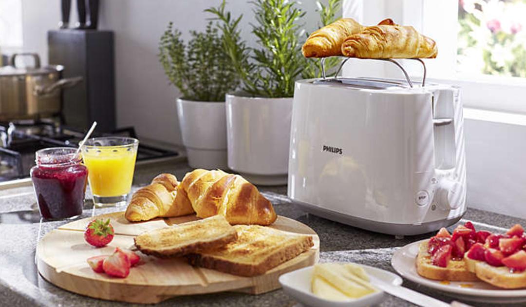 5 electrodomésticos que te ahorrarán tiempo cada mañana.