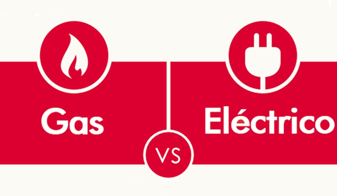 Calentador de gas vs Termo eléctrico